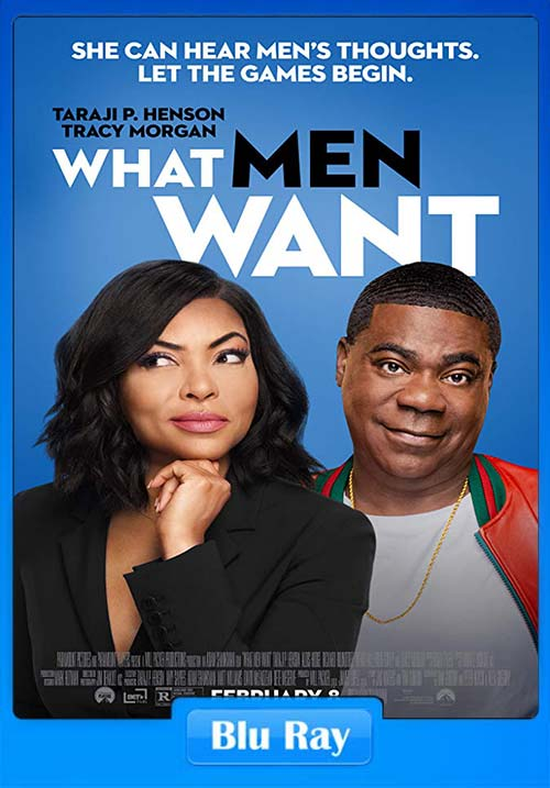 What Men Want 2019 720p BluRay x264 | 480p 300MB | 100MB HEVC Poster