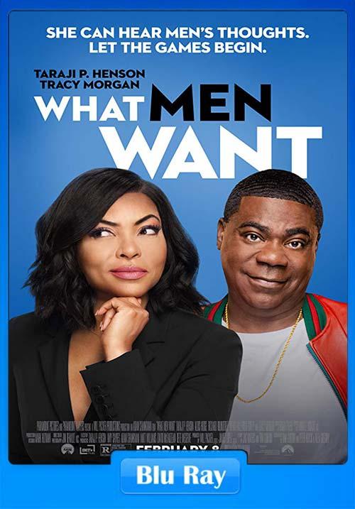 What Men Want 2019 720p BluRay x264 | 480p 300MB | 100MB HEVC