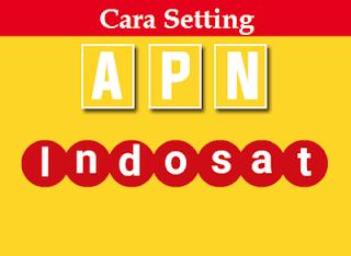 Cara Setting APN Indosat Ooredoo 4G Terbaru Mei 2018 Tercepat