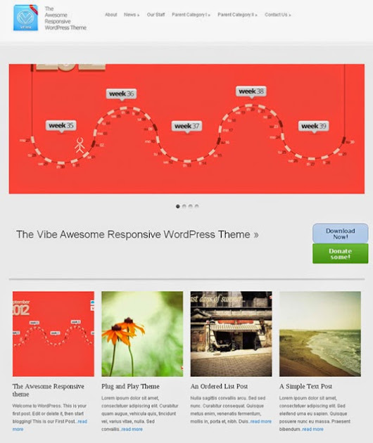 Top 10 theme wordpress free best for website