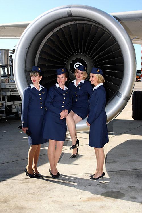 Finnair Lentoemäntä