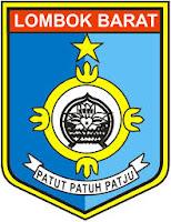 Logo / Lambang Kabupaten Lombok Barat
