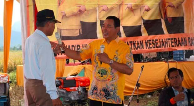 Tommy Soeharto: Berkarya Hadir Memberi Bukti, Bukan Janji