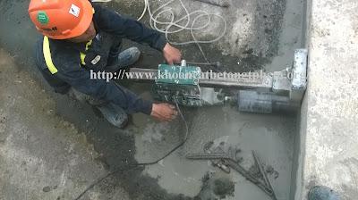 Khoan cắt bê tông tại Tây Ninh