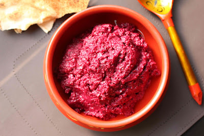 caviar betterave noix et pruneaux