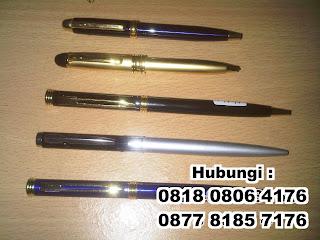 Jual souvenir Pen besi - Pulpen besi exclusive