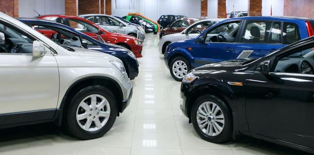 Disminuye la venta de vehículos ligeros en febrero: INEGI