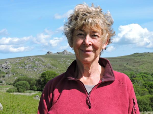 Devon Wildlife Trust's new Chair of Trustees, Suzanne Goodfellow
