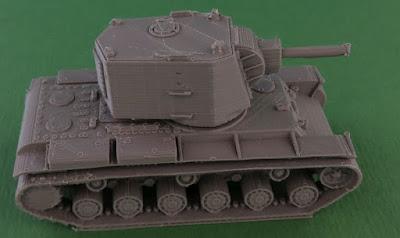 KV-2 Tank picture 1