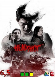 Headshot Dublado - HDRip