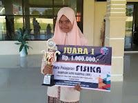 1 Juta Hadiah OSN SMA  2019 Tingkat Kabupaten Pidie Jaya : Bagaimana dengan kabupaten lain ?