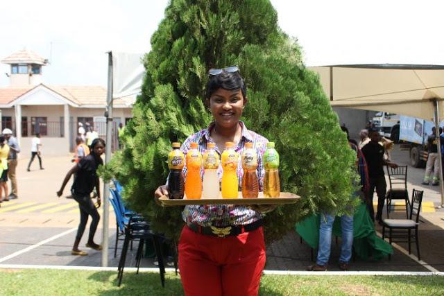 Kasapreko Unveils Nana Ama McBrown As Royal Drinks Brand Ambassador