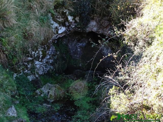 Bocamina en las Minas del Pilar