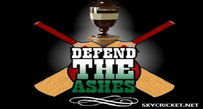 Play Defend the Ashes cricket game online