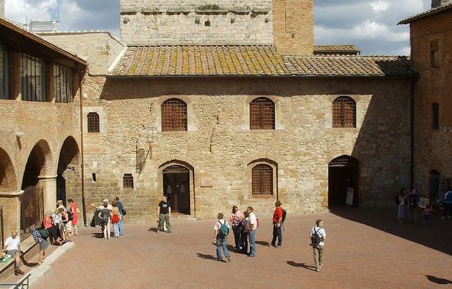 O que ver/fazer no Museo d'Arte Sacra em San Gimignano
