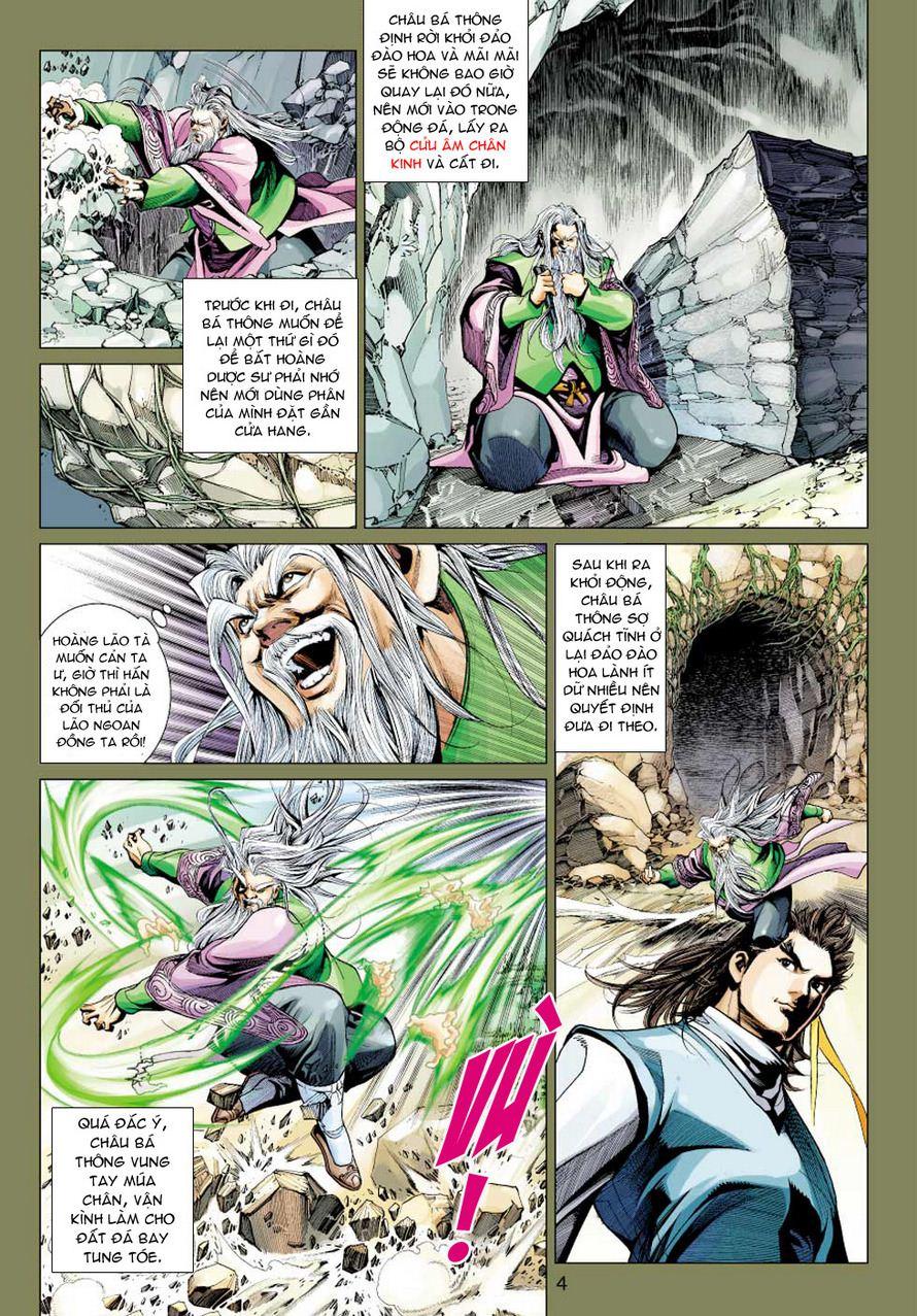 Anh Hùng Xạ Điêu anh hùng xạ đêu chap 49 trang 4