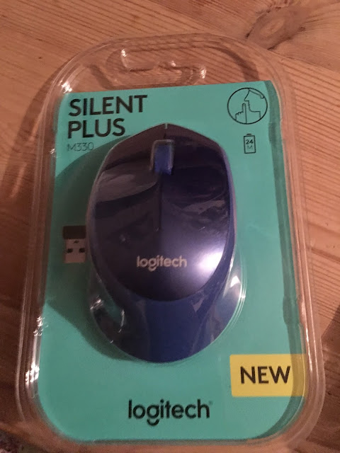 M720 Triathlon mouse from Logitech #review #tech #gadget #gift