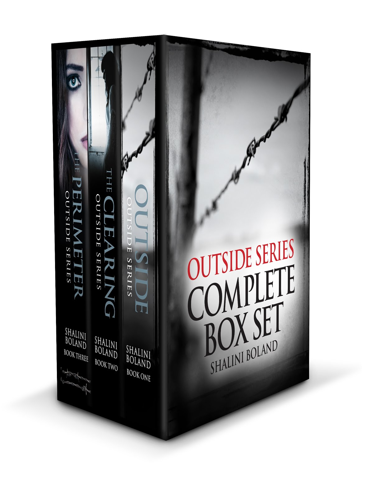 OUTSIDE: The complete series