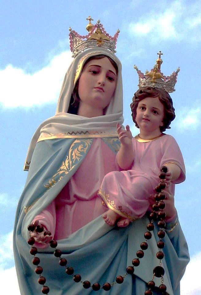Fr. Mark Goring - Approved Apparitions of Mary in Argentina, Our Lady of the Rosary of St. Nicolas
