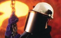 Imagen de la Marco o soporte de la Pantalla de protección en trabajos a Alta Temperatura
