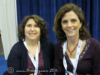 BEA 2011 Beth and me