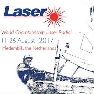 VELA - Mundial de Láser Radial 2017 (Medemblik, Holanda)