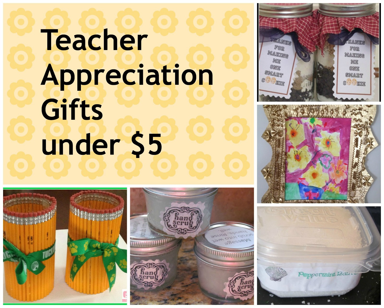 Gift ideas for preschool teacher eskayalitim diy and handmade teacher apreciation gifts negle Gallery