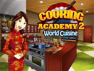 Game cooking cooking academy 2
