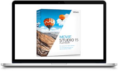 MAGIX VEGAS Movie Studio Platinum 15.0 Build 102 (x64) Full Version