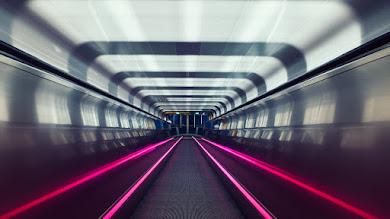 Oslo Subway Tunnel