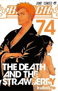 Bleach, c'est fini demain ! fin de série manga tite kubo glenat france japon 74 71 tomes final ichigo rukia film live 2018 the death and the strawberry cheveux courts longs 2002 2003 14 2 novembre 2016 bdocube bedeocube jump comics