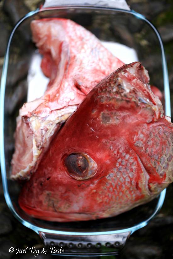 Resep Gulai Kepala Ikan Kakap JTT