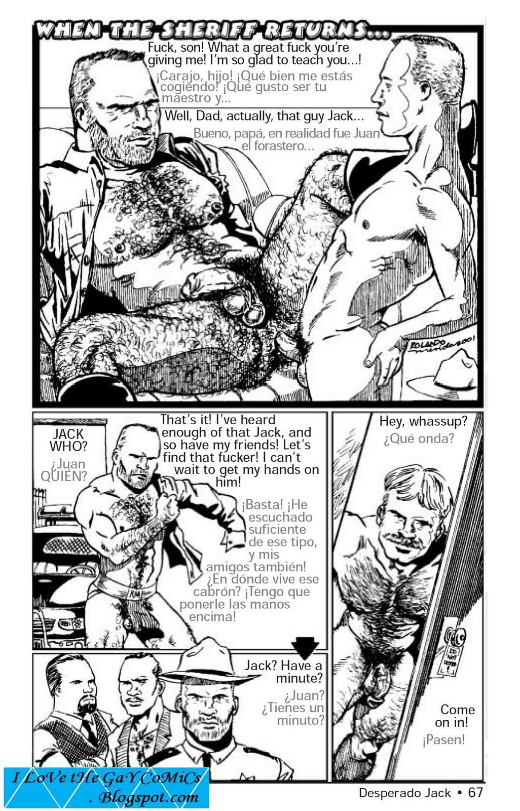 rolando merida comics new