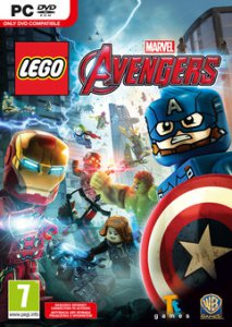 Free Download LEGO Marvels Avengers PC Full Crack