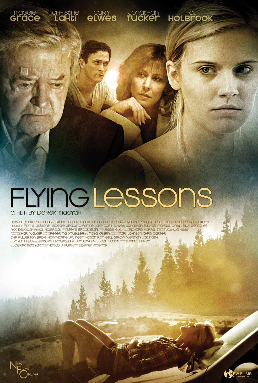 Flying Lessons - Poster (2012)
