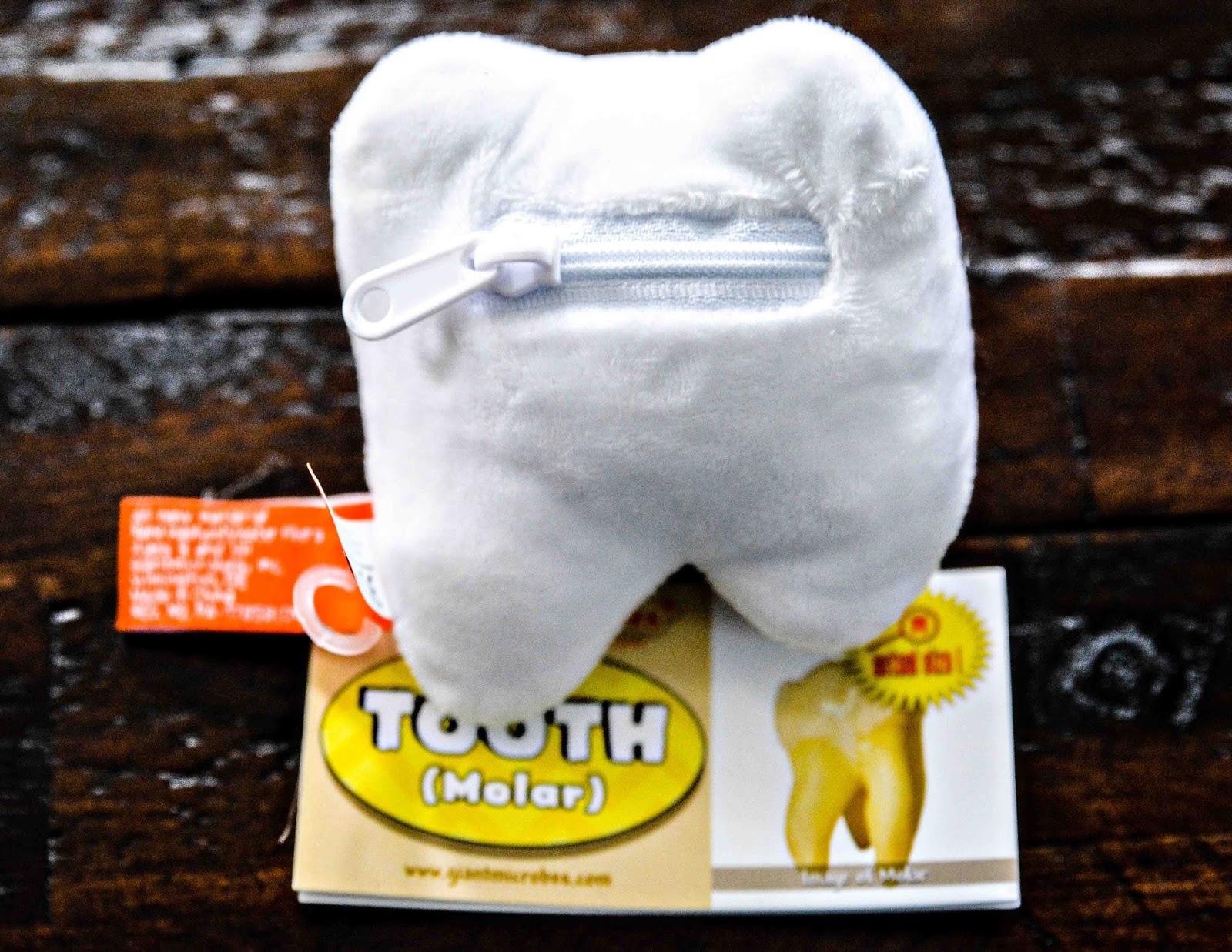 Tooth Plush