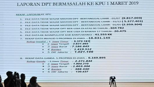 KPU Siap Adu Data Suara Pilpres 2019 dengan BPN Prabowo-Sandi