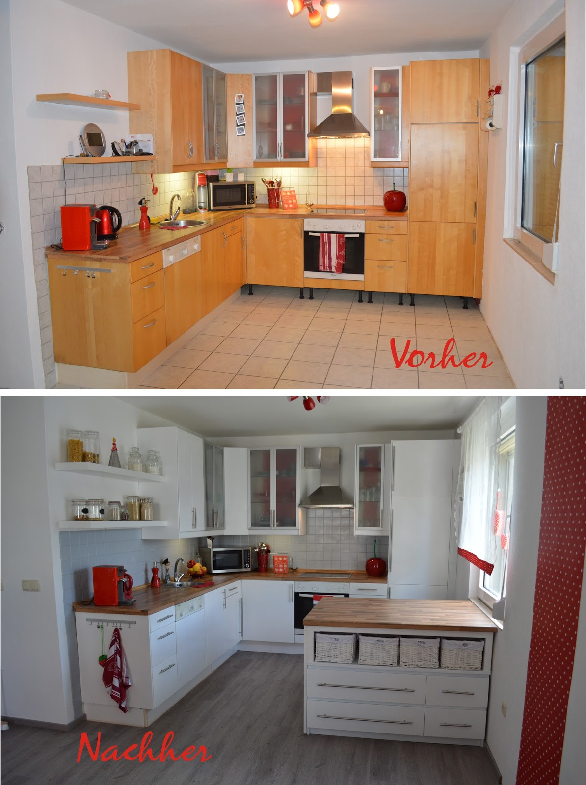 Ideenwiese: Meine alte, neue Küche