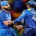 India vs Sri Lanka T20 Match