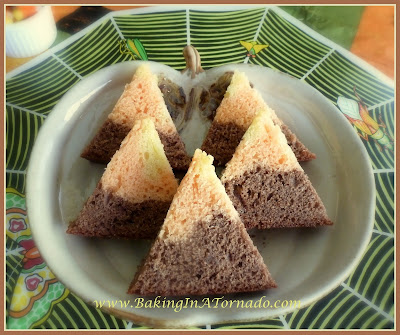 """Candy Corn"" Bread 