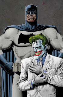 Brian Bolland Cover For DK3
