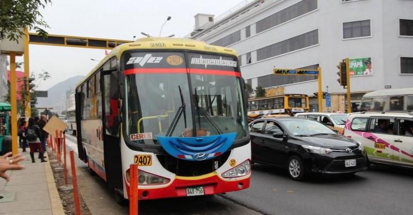 Más de S/. 80,000 pagará empresa del bus que no recoja a un escolar, informó el Ministerio de Transportes y Comunicaciones