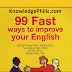 99 Fast Ways to Improve Your English free download