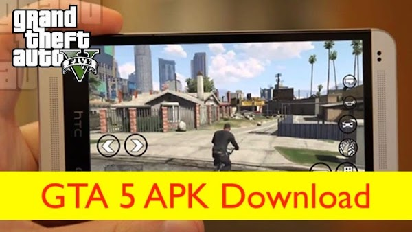 Download GTA 5 Apk For Android Gratis Terbaru 2019