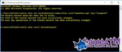 Cara Membuat Jaringan Ad-hoc di Windows 10