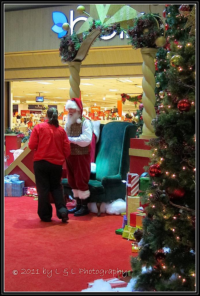 Ocala, Central Florida & Beyond: Santa at Ocala's Paddock Mall
