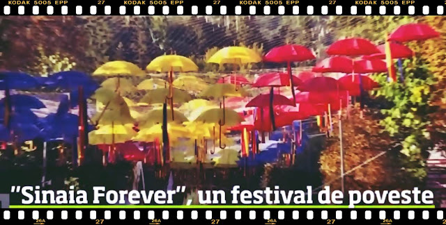 sinaia forever 2019 data program