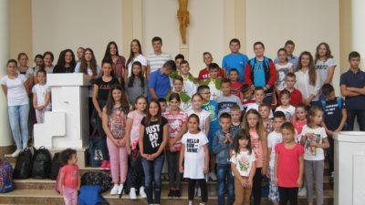 Održana misa za početak nove školske godine