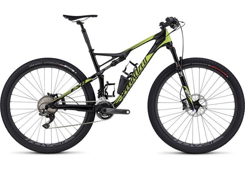 Bicicleta Specialized Epic FSR Expert