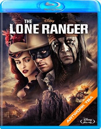 The Lone Ranger 2013 Dual Audio Hindi 480p BluRay 450mb